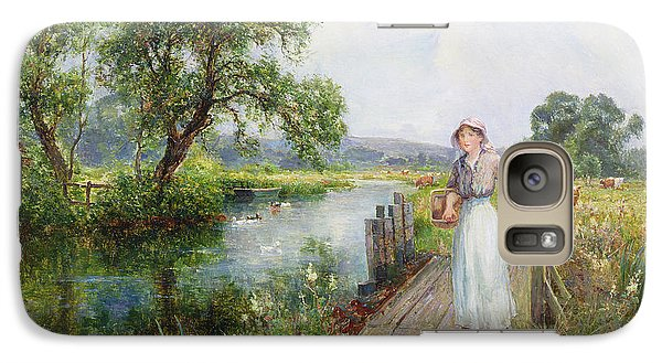 Summer Galaxy S7 Case by Ernest Walbourn