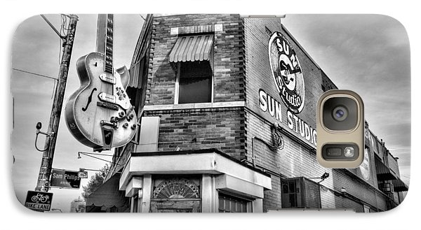 Sun Studio - Memphis #2 Galaxy S7 Case by Stephen Stookey