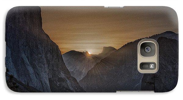 Sunburst Yosemite Galaxy Case by Bill Roberts