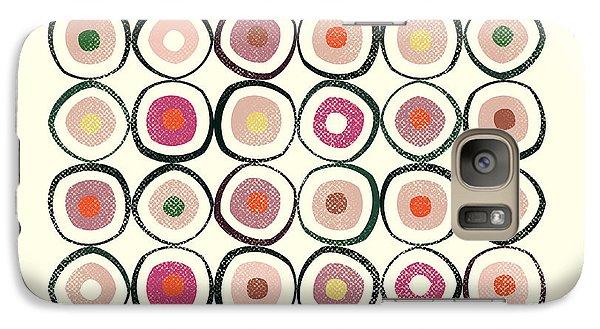 Sushi Galaxy S7 Case by Tonya Doughty