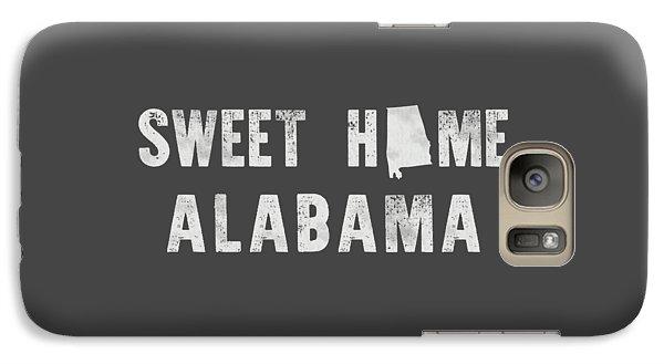 Sweet Home Alabama Galaxy S7 Case by Nancy Ingersoll
