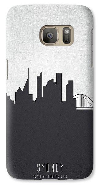 Sydney Australia Cityscape 19 Galaxy S7 Case by Aged Pixel