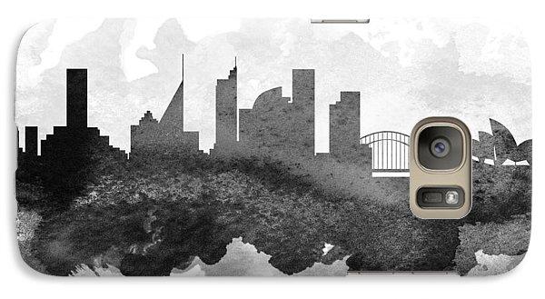 Sydney Cityscape 11 Galaxy S7 Case by Aged Pixel