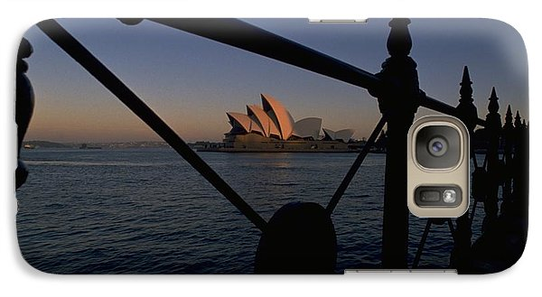 Galaxy Case featuring the photograph Sydney Opera House by Travel Pics