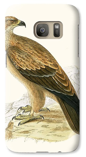 Tawny Eagle Galaxy S7 Case by English School