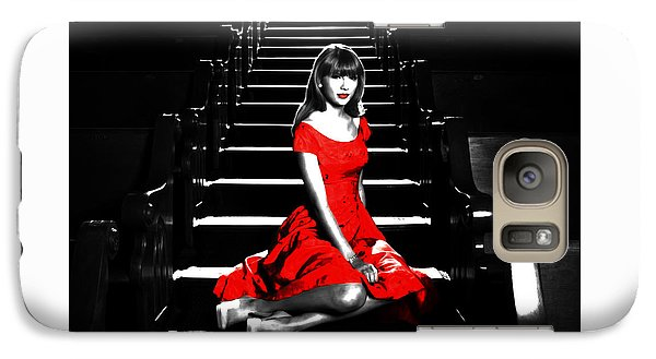 Taylor Swift 8c Galaxy Case by Brian Reaves