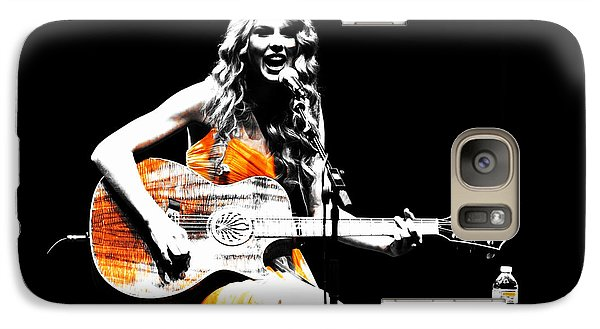 Taylor Swift 9s Galaxy Case by Brian Reaves