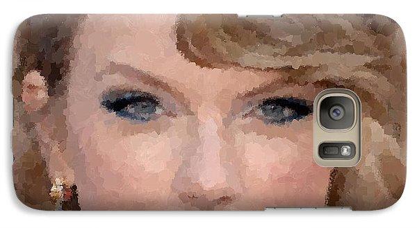 Taylor Swift Galaxy Case by Samuel Majcen