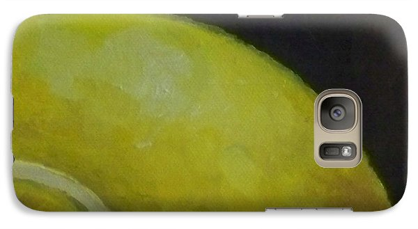 Tennis Ball No. 2 Galaxy S7 Case by Kristine Kainer