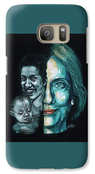 Thanks To Dorothy And Charlotte Galaxy Case by Konni Jensen