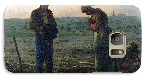 The Angelus Galaxy Case by Jean-Francois Millet