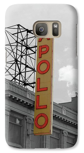 The Apollo In Harlem Galaxy Case by Danny Thomas