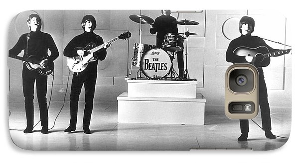 The Beatles, 1965 Galaxy S7 Case by Granger
