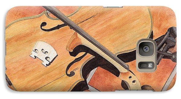 The Broken Violin Galaxy Case by Ken Powers