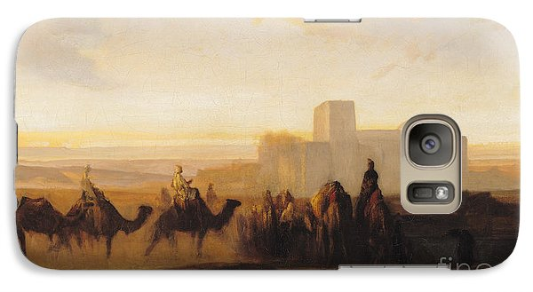 The Caravan Galaxy S7 Case by Alexandre Gabriel Decamps