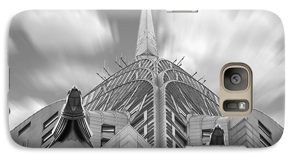 The Chrysler Building 2 Galaxy Case by Mike McGlothlen