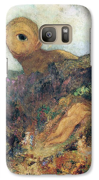 The Cyclops Galaxy Case by Odilon Redon