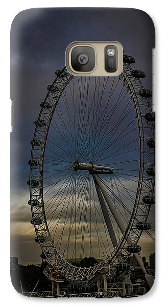 The London Eye Galaxy S7 Case by Martin Newman