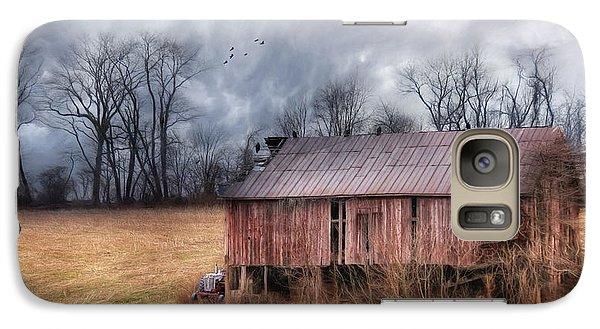 The Rural Curators Galaxy S7 Case by Lori Deiter