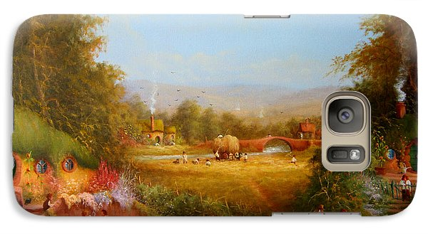 The Shire. Galaxy S7 Case by Joe  Gilronan