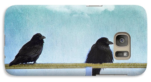 The Wait Galaxy S7 Case by Priska Wettstein