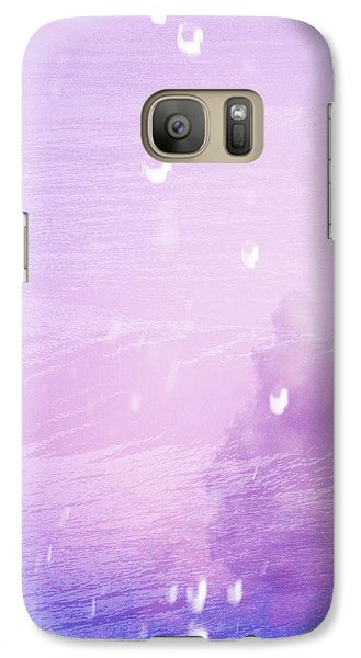 The Water That Flows Galaxy S7 Case by Kevin Cote