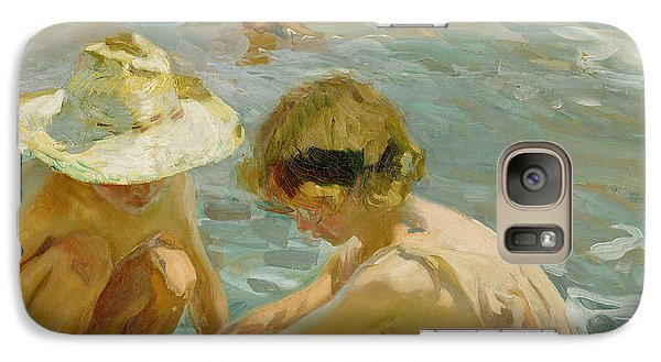 The Wounded Foot Galaxy S7 Case by Joaquin Sorolla y Bastida