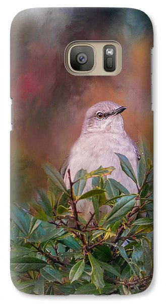 Tilda In The Holly Galaxy S7 Case by Jai Johnson