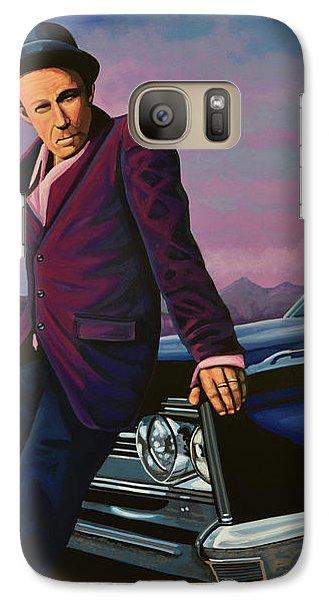 Tom Waits Galaxy Case by Paul Meijering