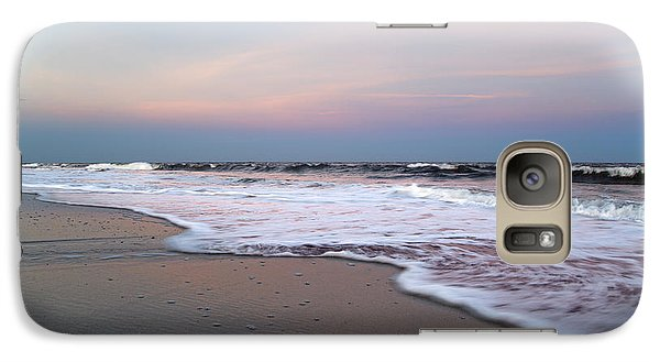 Topsail Dome-esticated Evening Galaxy S7 Case by Betsy Knapp