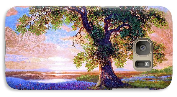Tree Of Tranquillity Galaxy S7 Case by Jane Small