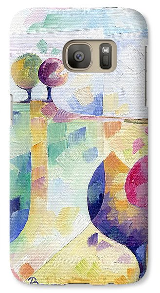 Trio Galaxy S7 Case by Beatrice BEDEUR