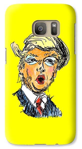 Trump Galaxy Case by Robert Yaeger
