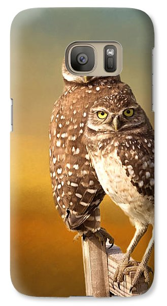 Two Of Us Galaxy S7 Case by Kim Hojnacki