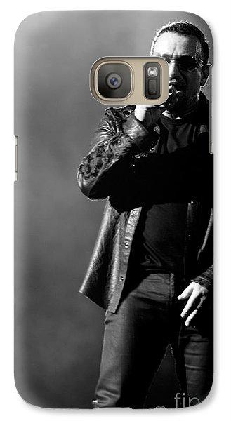U2 By Jenny Potter Galaxy S7 Case by Jenny Potter