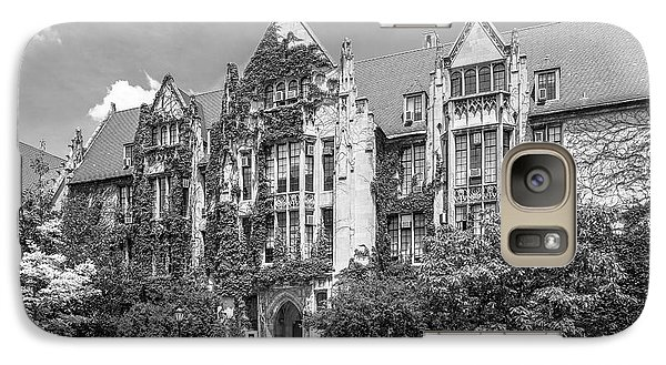 University Of Chicago Eckhart Hall Galaxy Case by University Icons