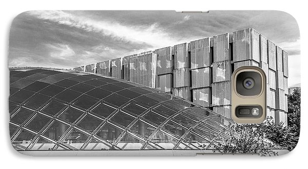 University Of Chicago Mansueto Library Galaxy Case by University Icons