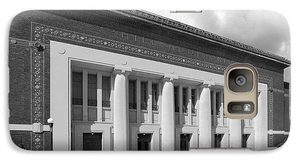 University Of Michigan Hill Auditorium Galaxy S7 Case by University Icons