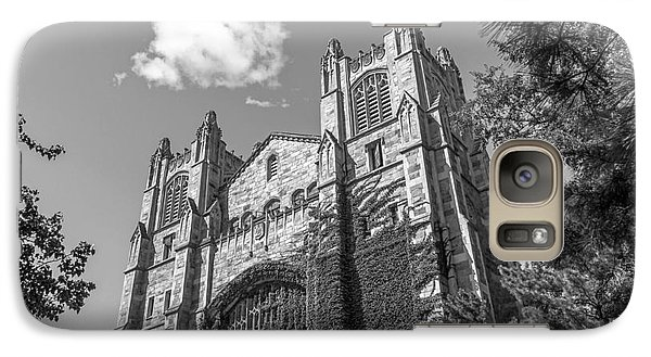 University Of Michigan Law Library Galaxy S7 Case by University Icons