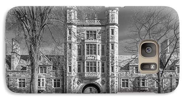 University Of Michigan Law Quad Galaxy S7 Case by University Icons