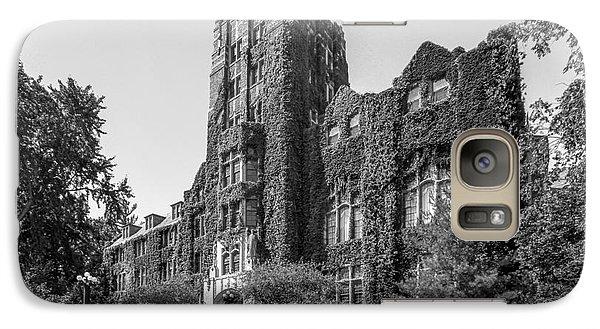 University Of Michigan Michigan Union Galaxy Case by University Icons