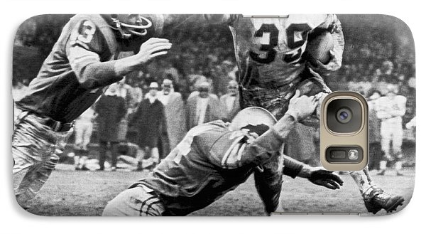 Viking Mcelhanny Gets Tackled Galaxy S7 Case by Underwood Archives