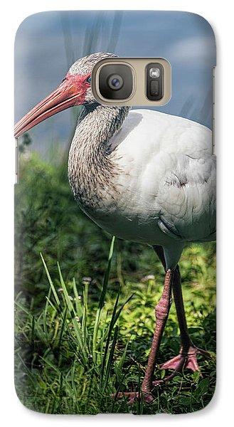 Walk On The Wild Side  Galaxy S7 Case by Saija Lehtonen
