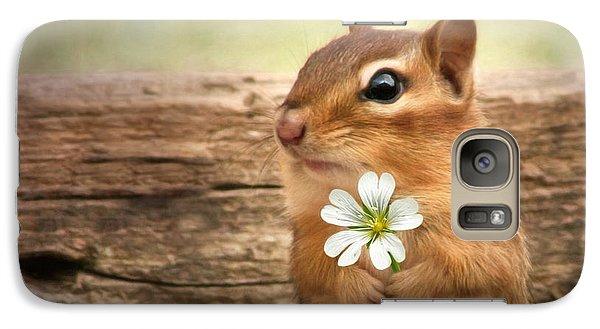 Welcome Spring Galaxy S7 Case by Lori Deiter