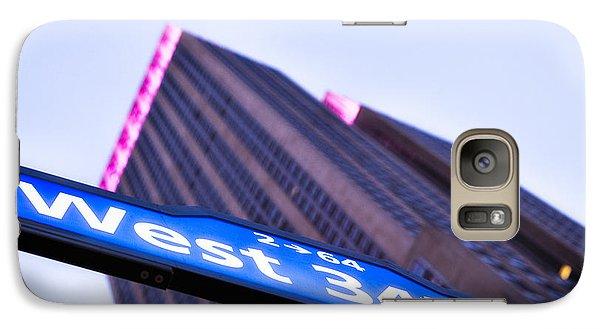 Where Dreams Are Made Galaxy S7 Case by John Farnan