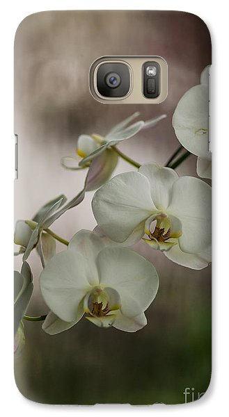 White Of The Evening Galaxy S7 Case by Mike Reid