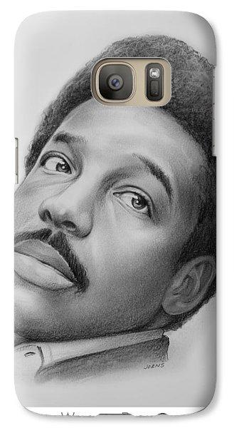 Wilson Pickett Galaxy S7 Case by Greg Joens