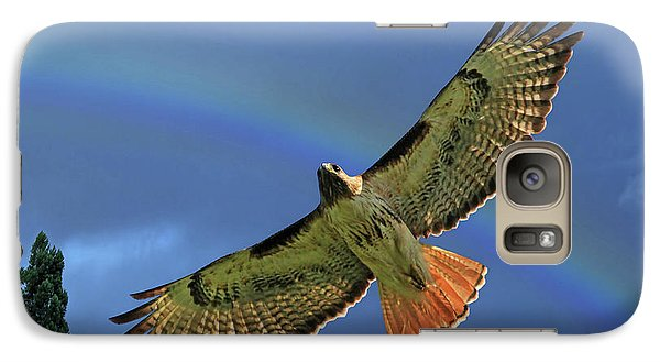 Wings 2 Galaxy Case by Donna Kennedy