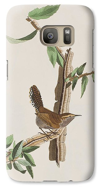 Wren Galaxy S7 Case by John James Audubon