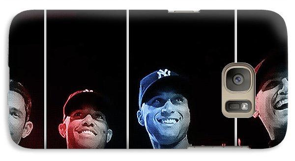 Yankee Core Four By Gbs Galaxy Case by Anibal Diaz